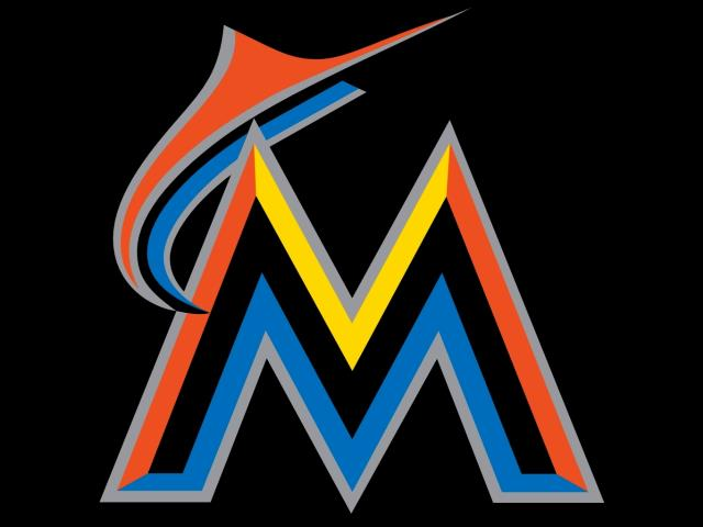miami marlins 2018 logo equipos mlb