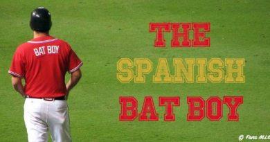 the spanish bat boy fans mlb spain