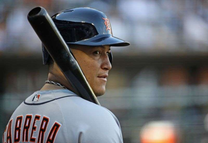 Miguel Cabrera (Jonathan Daniel/Getty Images North America) Detroit Tigers 2018