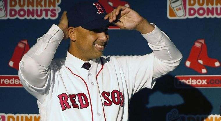 alex cora boston red sox 2018