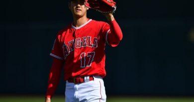 Shohei Ohtani los ángeles angels 2018 mlb