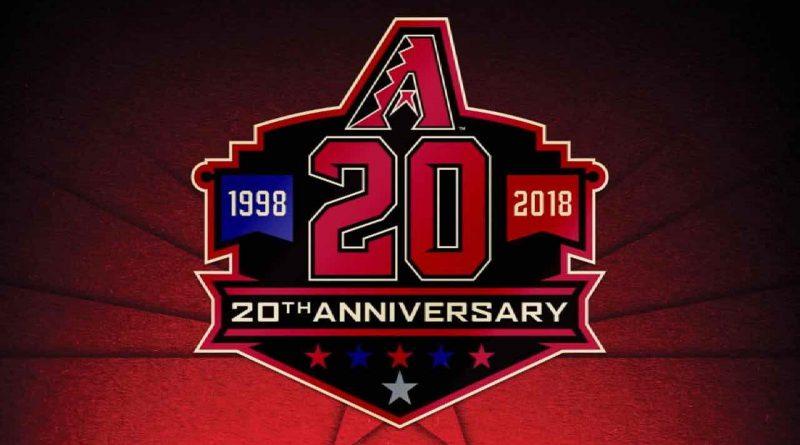 Arizona Diamondbacks 2018 logo