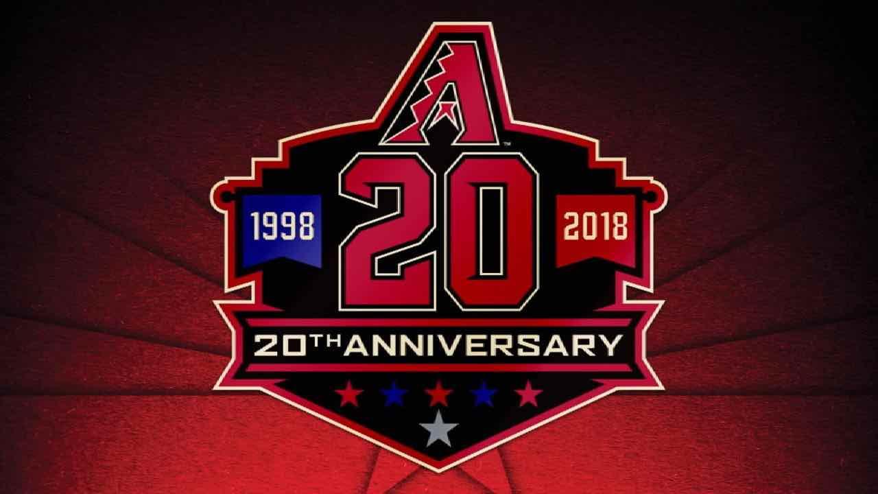 Arizona Diamondbacks 2018 logo equipos mlb