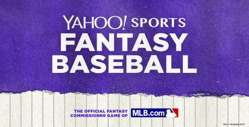 Yahoo es la liga fantasy oficial de la MLB