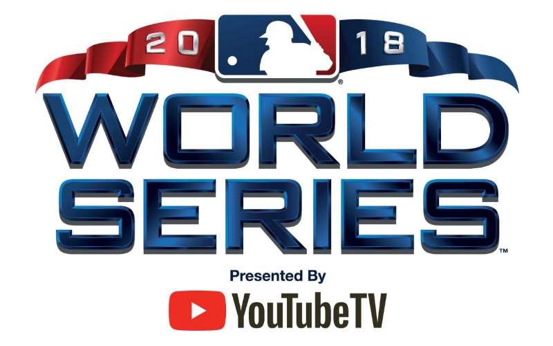 mlb las grandes ligas internet redes sociales YouTube patrocinará las Series Mundiales 2018 (Corte4)