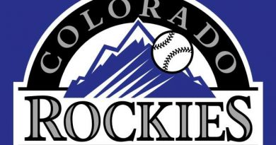 colorado rockies logo equipos mlb 2018