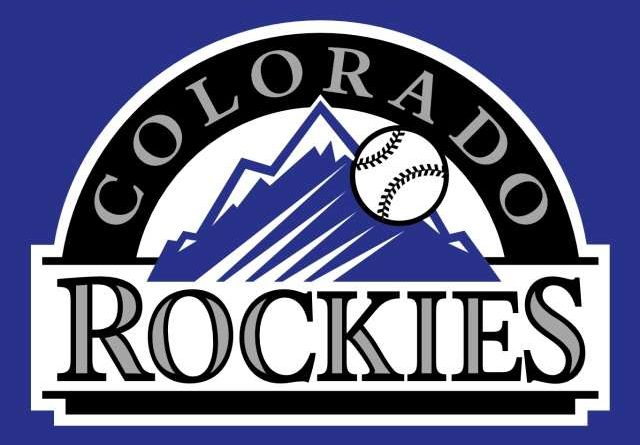 colorado rockies logo equipos mlb 2018