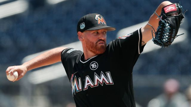 Dan Straily miami marlins mlb pitchers analisis