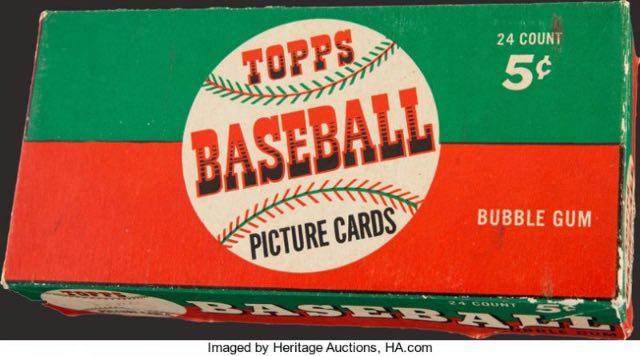 Mickey Mantle – 1952 Topps Baseball. El cromo que lo empezó todo.