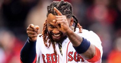 Hanley Ramirez boston red sox 2018