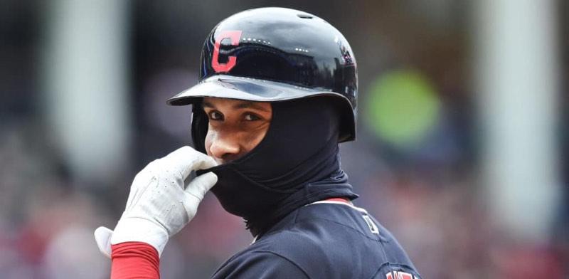 El frío está siendo protagonista estos primeros días de la MLB (The Athletic) Cleveland Indians 2018