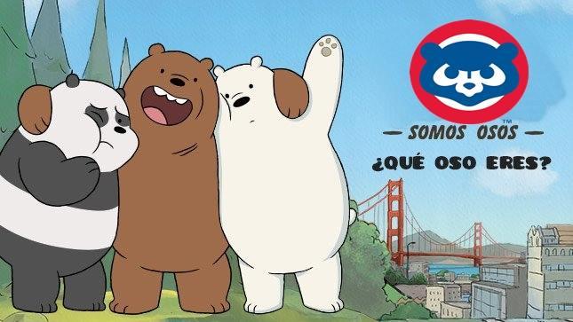 somos osos o cachorros chicago cubs mlb