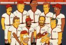 Springfield Isotopes Softball team equipo los simpsons