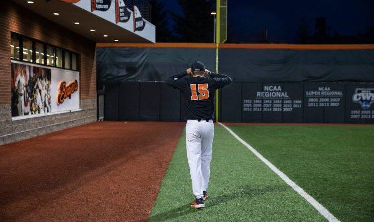 La segunda oportunidad de Luke Heimlich Luke Heimlich se enfrenta a un futuro incierto como deportista profesional. | Foto: NY Times