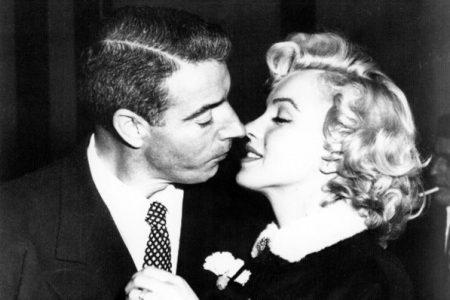 Joe y Marilyn vivieron un corto pero intenso romance. | Foto: NY Times DiMaggio