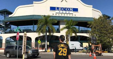 Mi experiencia en Florida (Parte 1): Spring Training de los Pittsburgh Pirates Cervelli