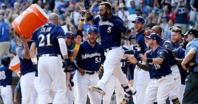 Milwaukee Brewers el equipo revelación de la MLB 2018