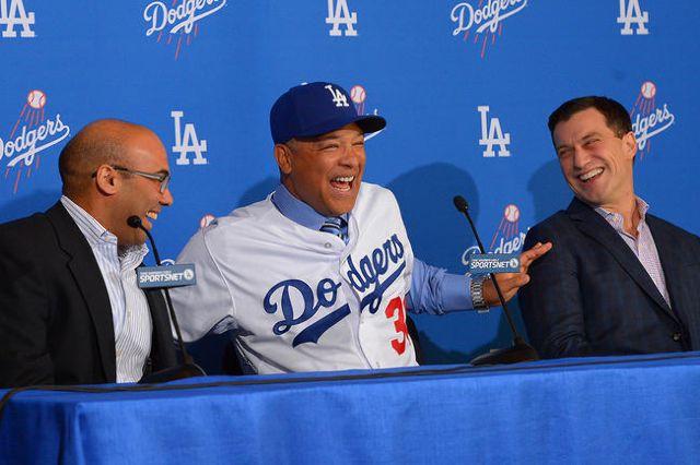 La gerencia de Los Angeles Dodgers debería replantearse muy bien los pasos a seguir con el contrato de Kershaw (Foto: Reviewjournal.com)