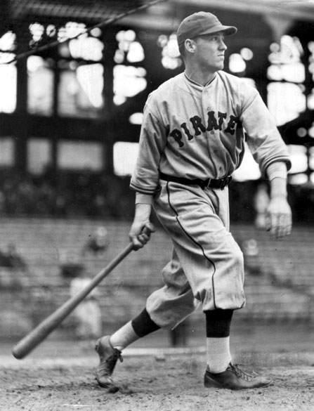 No. 73: Arky Vaughan. Mejores Jugadores de la Historia del Béisbol. Los Pirates