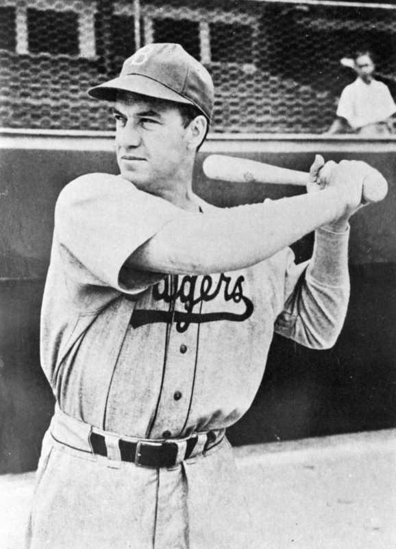 No. 73: Arky Vaughan. Mejores Jugadores de la Historia del Béisbol. Los Dodgers