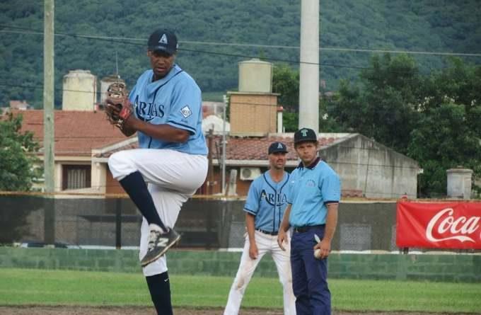 Jefry Martes, de la MLB a Argentina sin escalas