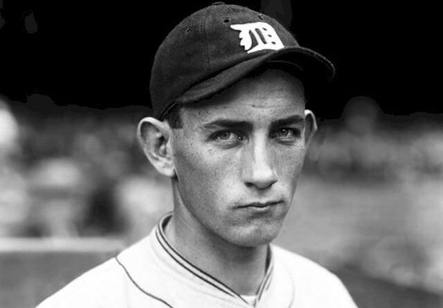 Charlie Gehringer. Mejores jugadores de la Historia del béisbol