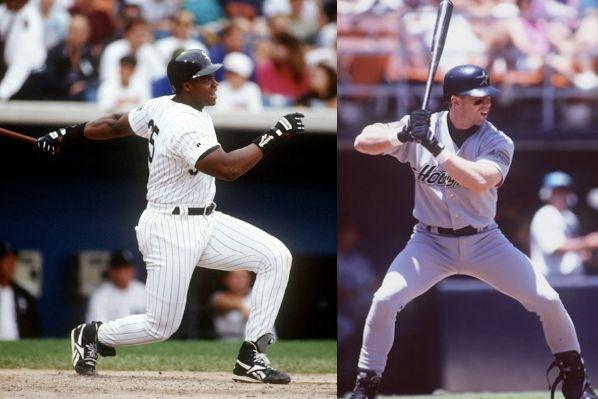 Frank Thomas y Jeff Bagwel mejores jugadores de la historia del béisbol