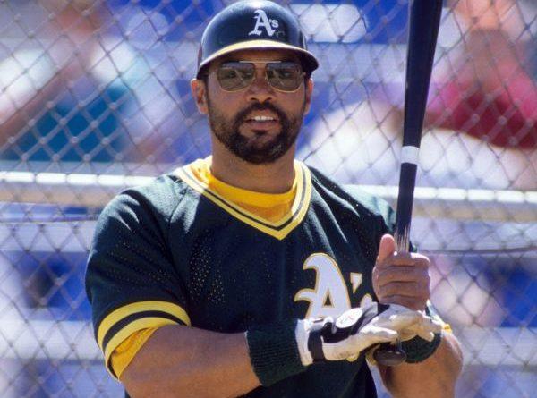 Reggie Jackson mejores jugadores de la historia del béisbol en los oakland Athletics