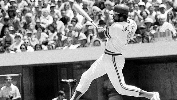 Reggie Jackson mejores jugadores de la historia del béisbol