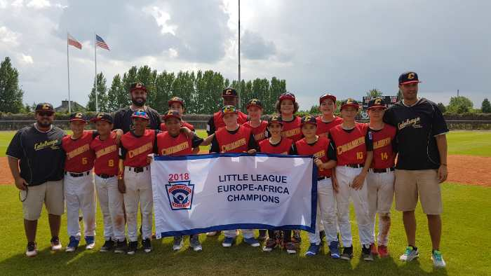 Little League World Series, el billete hacia los sueños catalunya