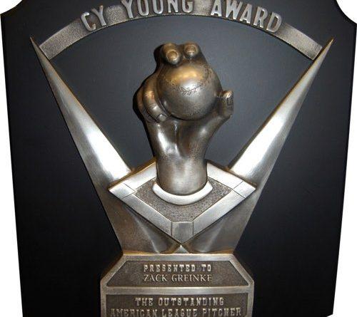 Cy Young recibido por Greinke en 2009