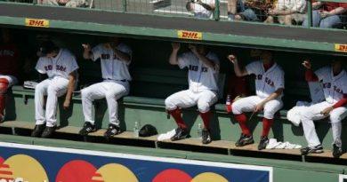 Octubre y el bullpen de los Red Sox.
