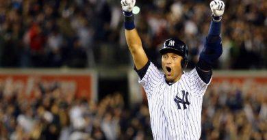 Derek Jeter. Mejores Jugadores de la Historia del Béisbol