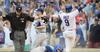 The Javy Baez Show