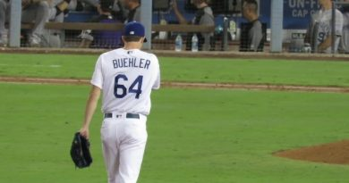 Walker Buehler dodgers rockies mlb 2018