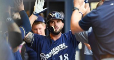 colorado rockies Milwaukee brewers segundo partido playoffs mlb 2018