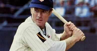 roy hobbs el mejor robert Redford mejores jugadores de la historia del béisbol