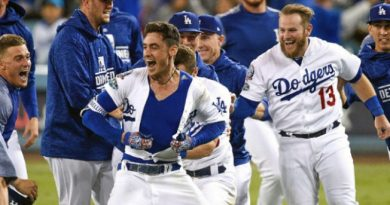 "NLCS Game 4: Bellinger ""Reborn"" y el Pitcheo, salvan a Dodgers"