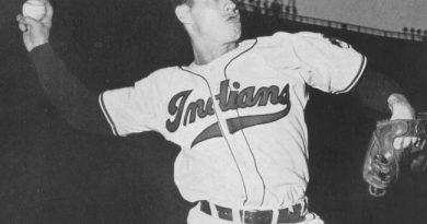 bob feller mejores jugadores de la historia del béisbol mlb los Cleveland Indians