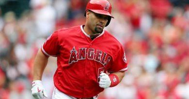 Albert Pujols mejores jugadores de la historia del beisbol los angels los cardinals mlb baseball beisbol