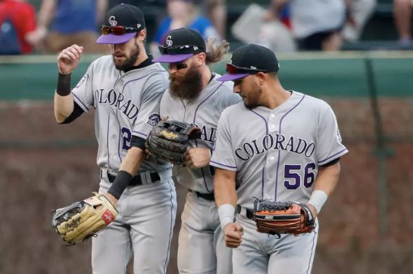 Colorado Rockies. Resumen 2018 mlb