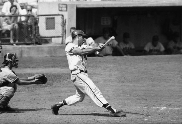 No 38. Eddie Mathews. Mejores Jugadores de la Historia del Béisbol