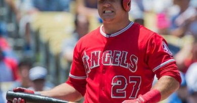 los angeles angels resumen temporada 2018 mike trout beisbol mlb