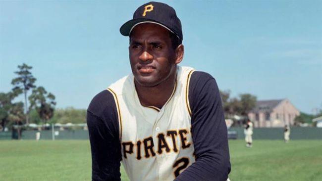 roberto clemente mejores jugadores de la historia del béisbol pittsburgh pirates mlb