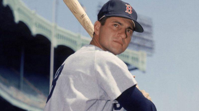 Carl Yastrzemski. Mejores jugadores de la Historia del Béisbol boston red sox mlb