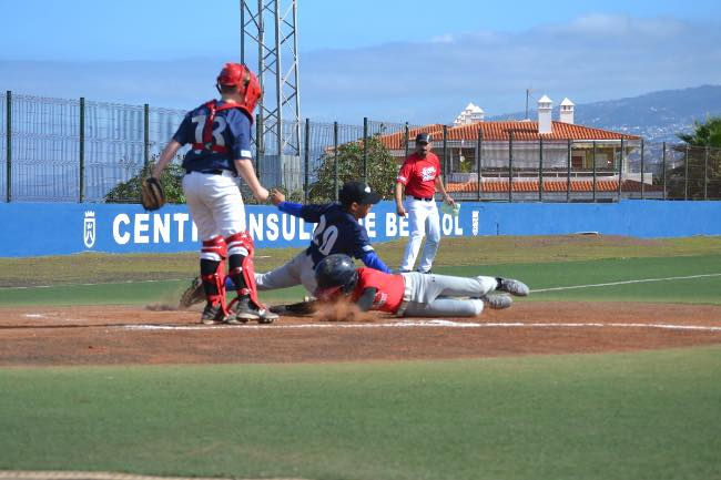 II Torneo de Béisbol. Winter League Tenerife