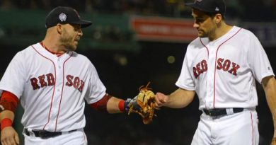 Un vistazo a la off season de los Red Sox