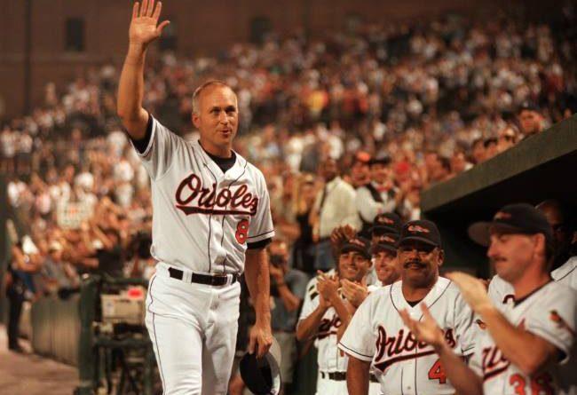No. 35: Cal Ripken. Mejores Jugadores de la Historia del Béisbol los orioles mlb béisbol