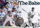 épocas del béisbol babe ruth y Barry bonds Sabermetrics