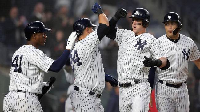 New York Yankees. Resumen Temporada 2018 mlb beisbol